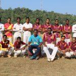 ananda satralaya cricket team
