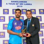 3rd ODI Man of the Match – Saif Hasan