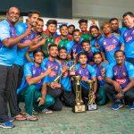 Bangladesh – ODI Series Winners